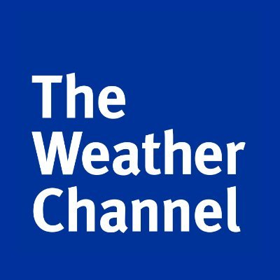 Logo Weather Channel