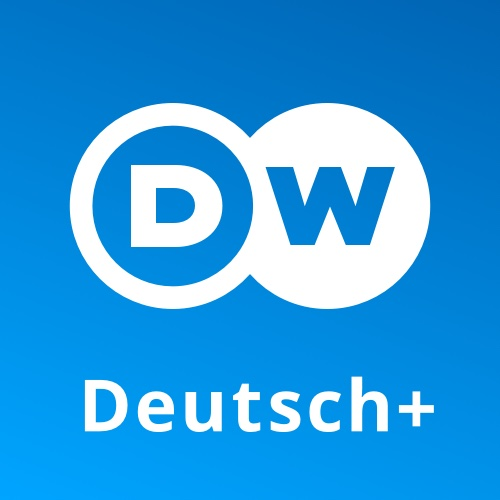 Logo DW Deutsch